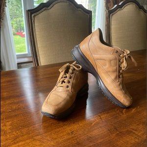 Hogan Sneakers Shoes Tan